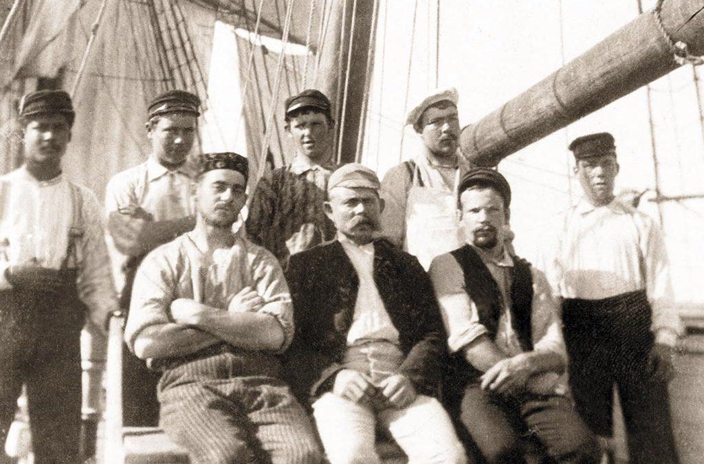 Ny særudstilling på Fanø Skibsfarts- & Dragtsamling
